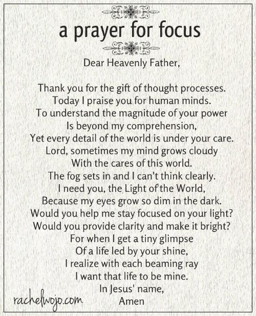 Katholisches Gebet für Stress