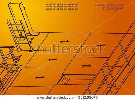 Building metal constructions volumetric constructions 3d design building metal constructions volumetric constructions 3d design orange bubushonok art malvernweather Choice Image