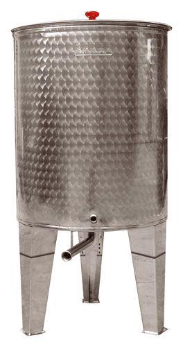CORDIVARI CONTENITORE INOX PER VINO OLIO E MIELE LT. 500 https://www.chiaradecaria.it/it/contenitori-inox-stoccaggio/4781-cordivari-contenitore-inox-per-vino-olio-e-miele-lt-500.html