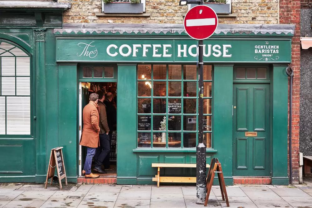 The 25 best coffee shops in London