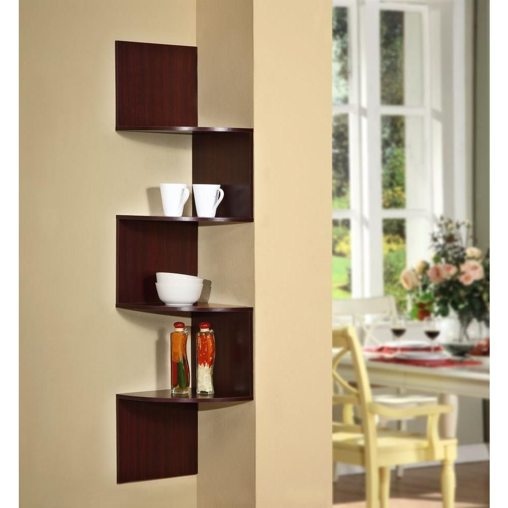 4d Concepts Hanging Wall Corner Shelf Storage 99600 In 2019 For