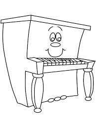 Muzik Aleti Boyama Google Da Ara Muzik Piyano Muzigi Muzik