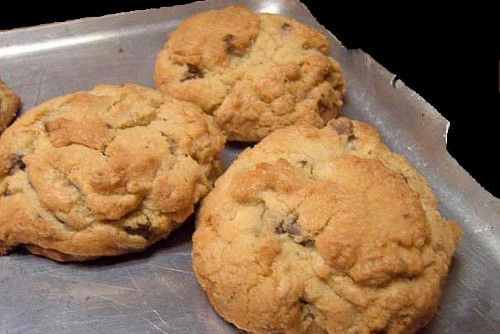 My much discussed Levain Bakery copycat cookie recipes « Parsley, Sage, Desserts and Line Drives