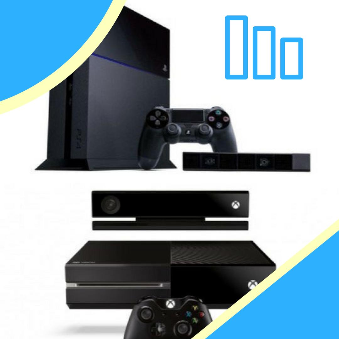 consolas de juegos usadas