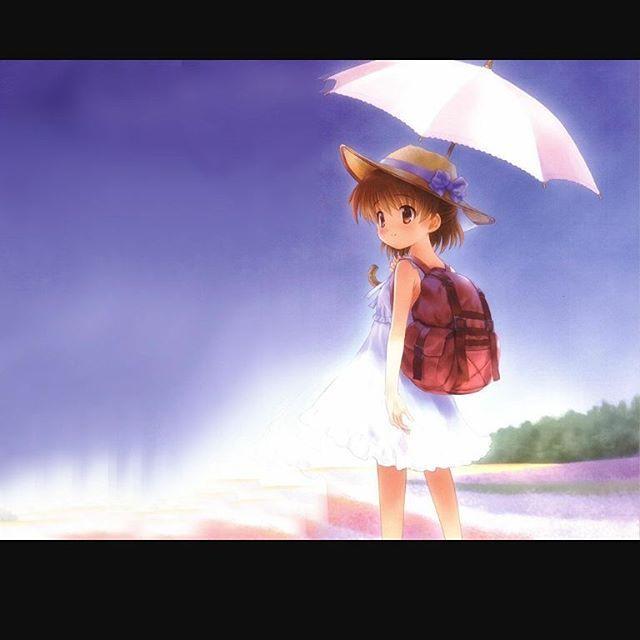 Ushio 3 Clannad Clannadafterstory Ushio Okazaki
