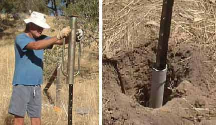 Pasture Fence Field Put Up Guide | Fence post, Pasture fencing