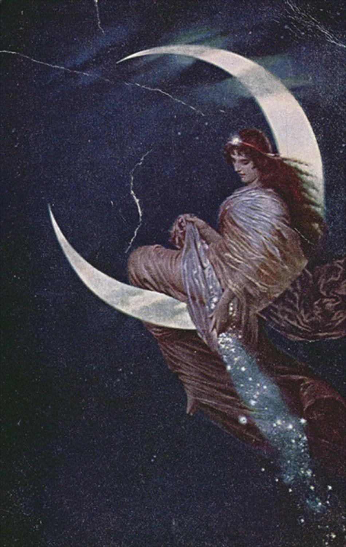 Silenceforthesoul Hermann Kaulbach - Fairy Of