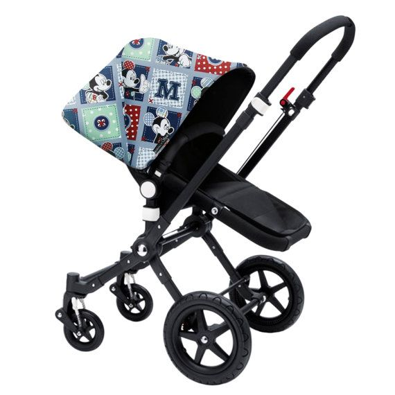 Bugaboo Cameleon Bee Donkey Frog Custom Canopy Mickey Mouse By Strollnstyle 9999