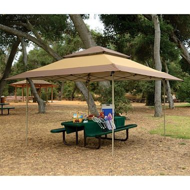 Z Shade Instant Gazebo 13 X 13 Sam S Club Canopy Outdoor Canopy Tent Outdoor Gazebo Canopy