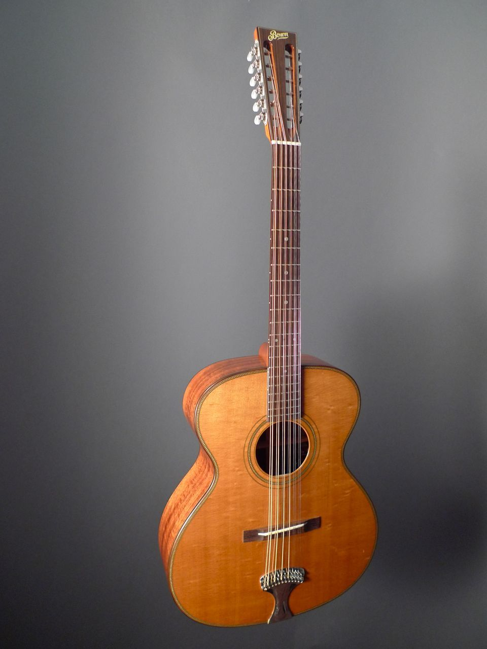 Bown Stella 12 String Acoustic Guitar