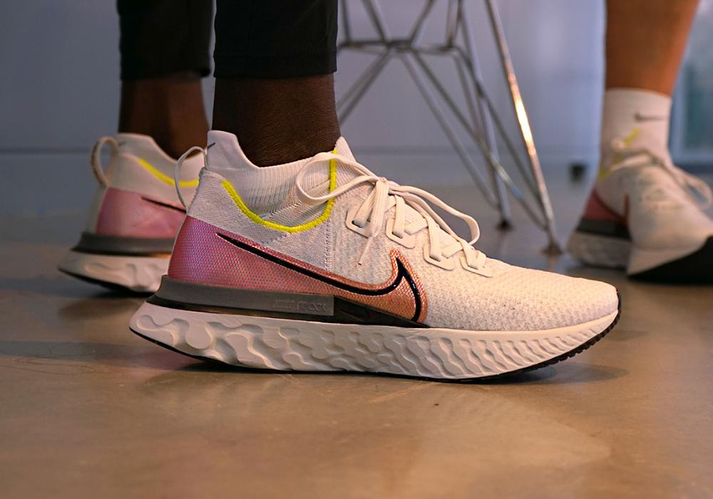 lengua Patatas Moral  Nike Infinity React Run CD4371-004 Release Date | SneakerNews.com |  Sapatilhas, Compras