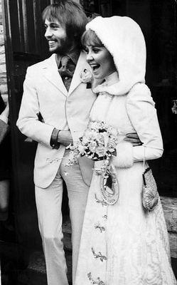 Maurice gibbs wedding