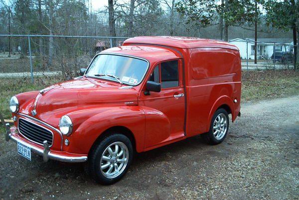 f09ac35c39 1959 Morris Minor Van (CH3NO2)   Registry   The AutoShrine Network ...