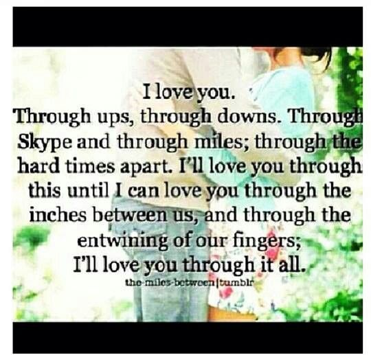 Military Love Quotes For Him: Military. Deployment. Love. Army. Military Spouse