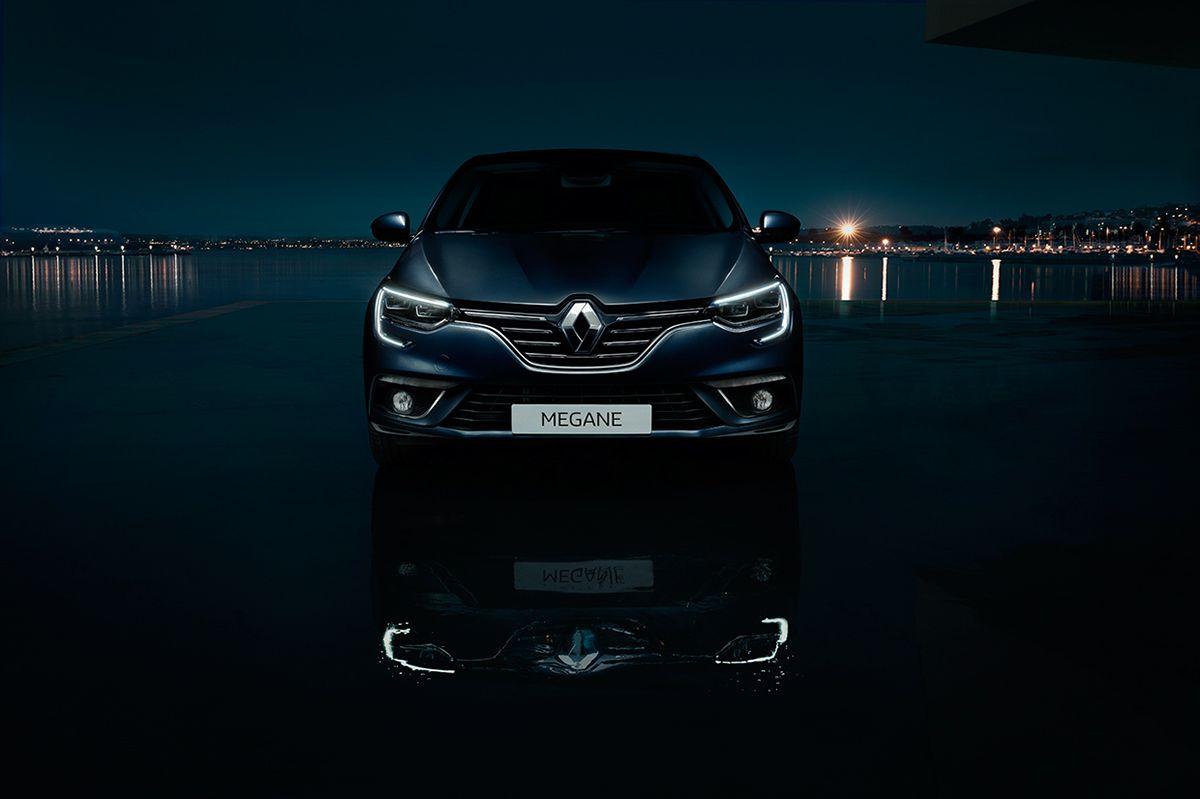 Https Www Behance Net Gallery 40980113 Renault Fluence Megane Sedan Renault Megane New Renault
