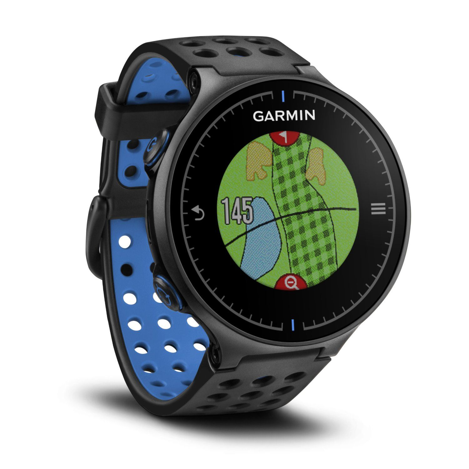 Garmin Approach S5 Golf GPS Watch with Car Charge Adapter