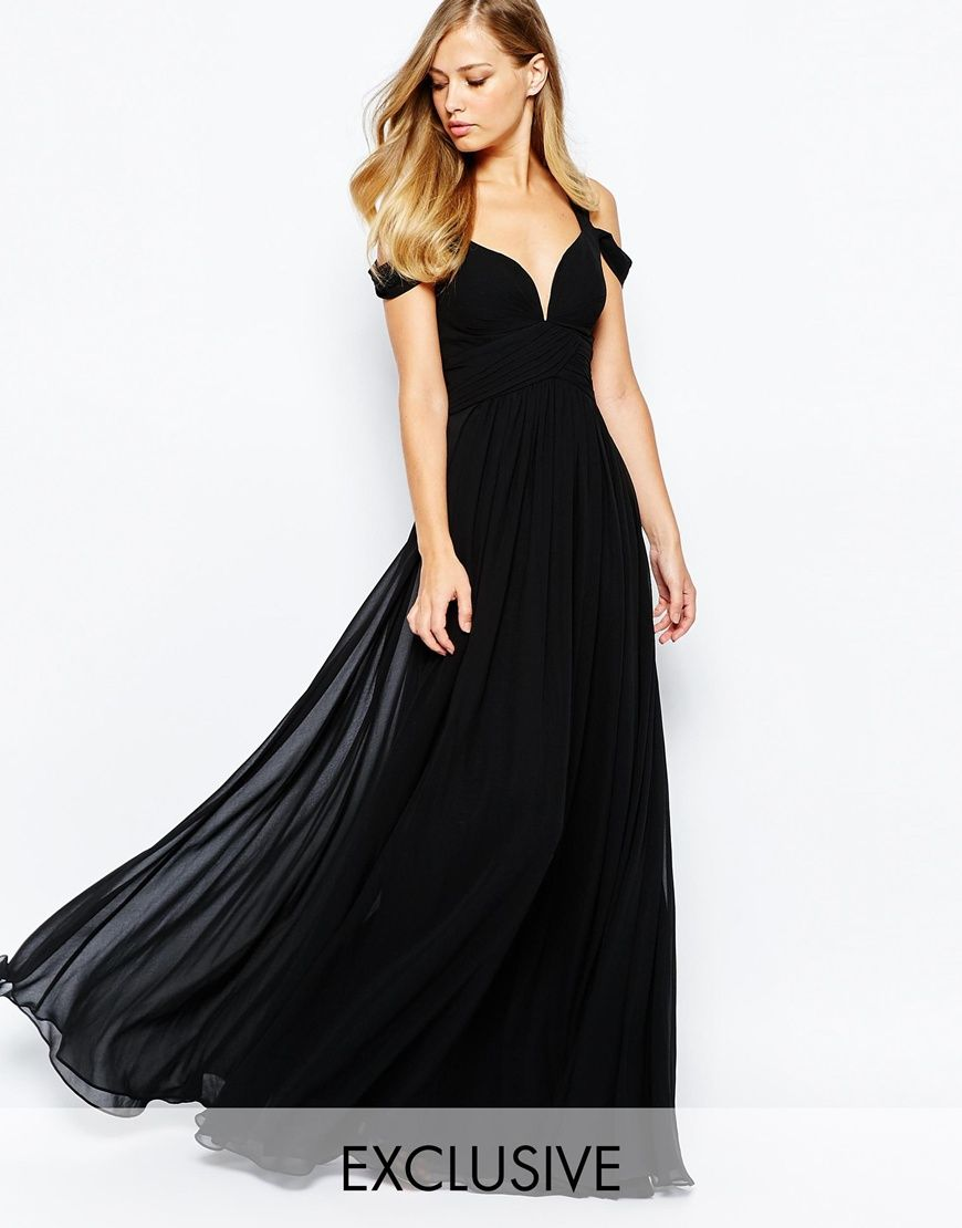 Sweetheart Maxi Dress