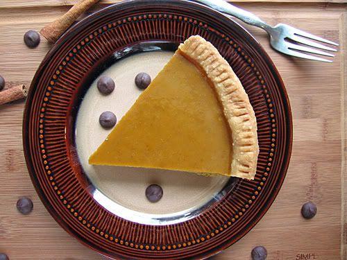 recipe: sugar free pumpkin pie recipe stevia [22]