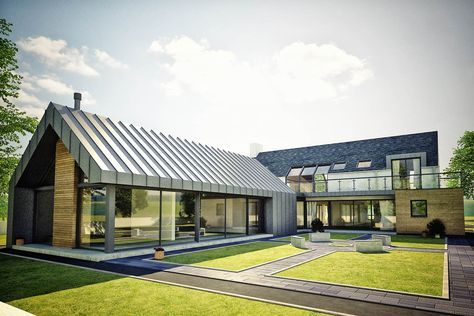 please check out this example contemporary dwelling in kilkeel