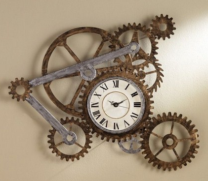 Contoh Jam Dinding Dengan Bentuk Yang Bagus Dan Unik Jam Dinding Jam Dinding