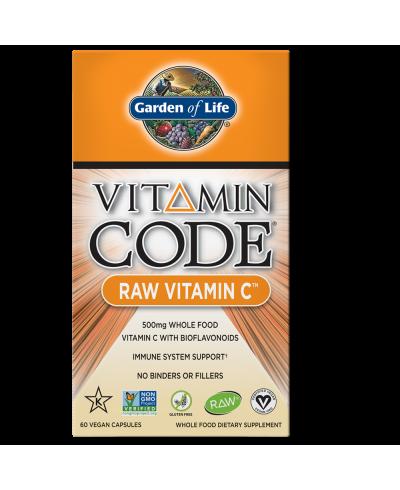 The Vitamin Code Raw Vitamin C 60 caps Vitamin Code