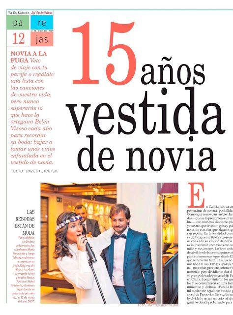 Taller De Tania Nicolás Publicado En La Voz De Galicia Mi Vestido Para Una Patronaje Y Confeccion Canciones Taller