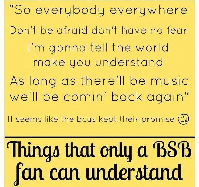 They Wouldn T Let Us Down D Xxxxxxxxx Backstreet Boys Lyrics Backstreet Boys Boy Quotes
