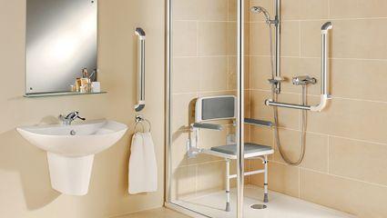 Wet Room Ideas For Elderly