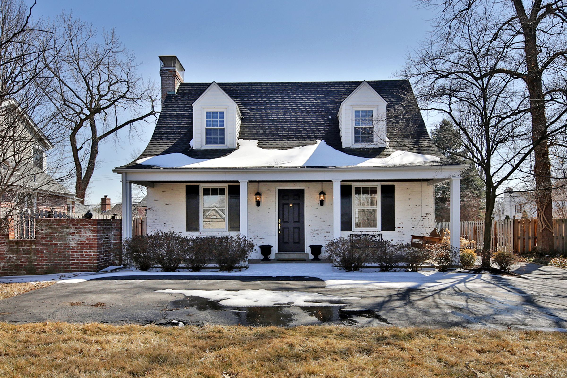 You don t want to miss this classic cape cod in sought Portico on cape cod house
