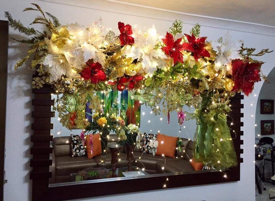 Pin de Astrid Hincapié en Navidad Pinterest Navidad, Arreglos - jardines navideos