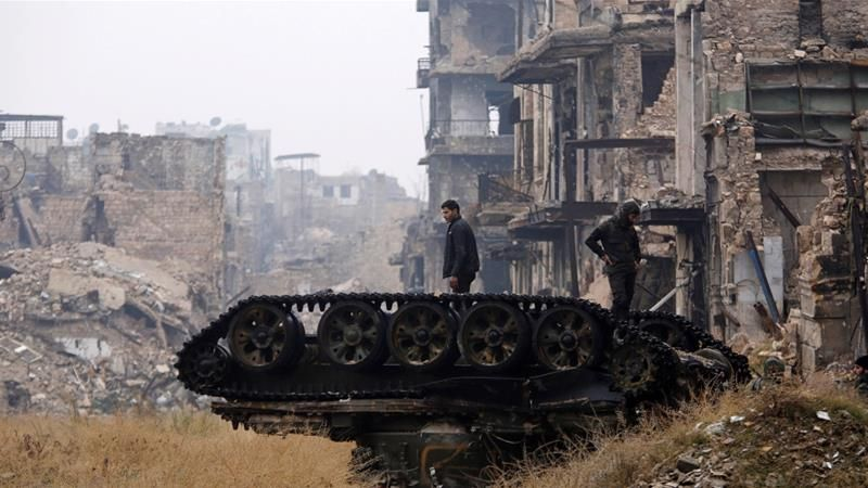 Ceasefire backed by Russia, Turkey takes effect