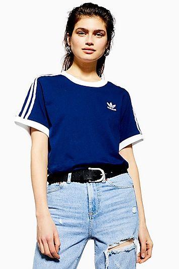 5a36481dd Three Stripe T-Shirt by adidas in 2019 | Products | Adidas shirt ...