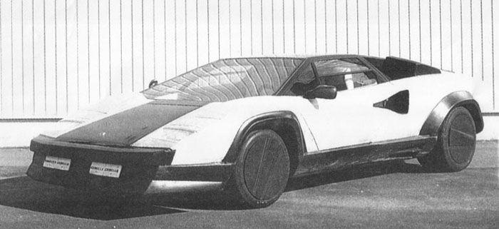 This Time-Capsule 1991 Lamborghini Countach Is the Perfect ...  |Lamborghini Countach Reverse