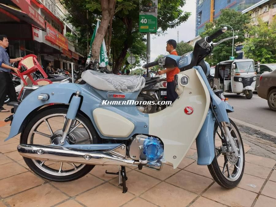 Honda Super Cup 125cc 2019 (With images) Honda, Used
