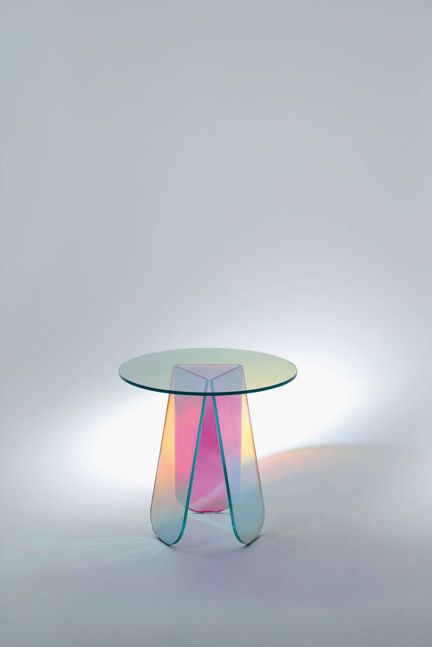 translucent furniture. So Hot Right Now: Translucent Glass Furniture A