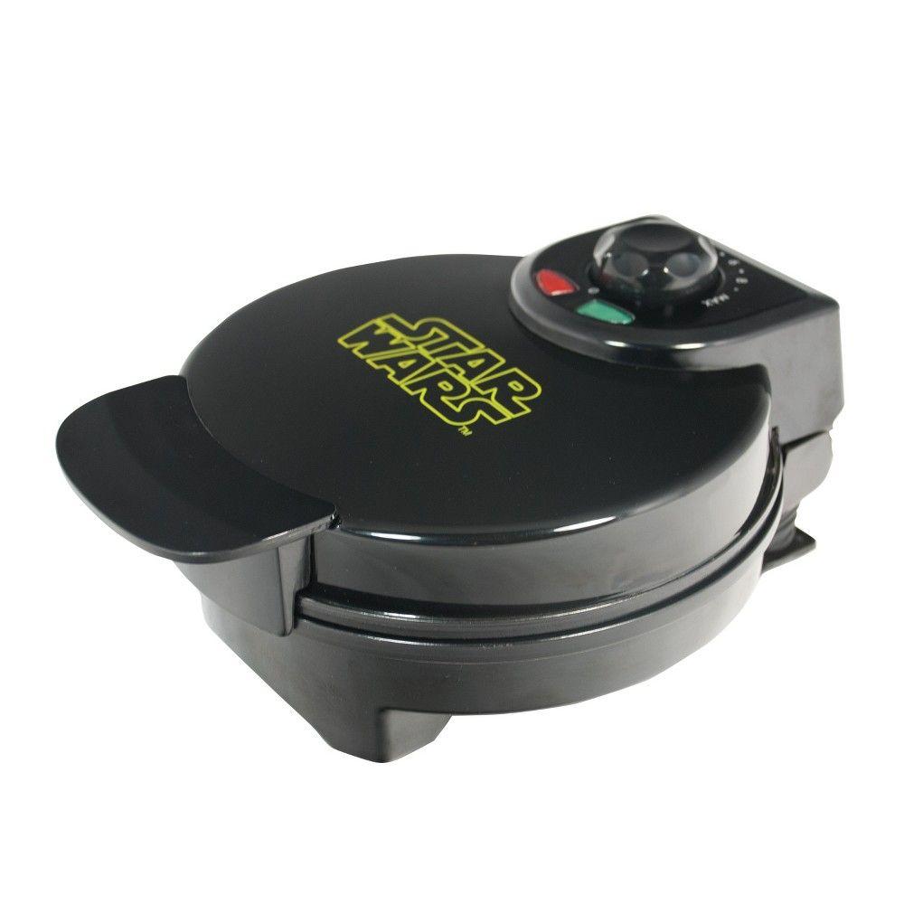Star Wars Darth Vader Waffle Maker Black Star Wars Darth Star