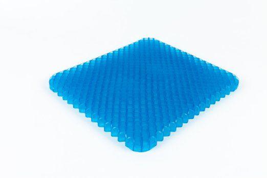 Amazon Com Wondergel Original Gel Seat Cushion Health Personal