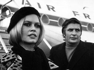 Brigitte Bardot's third husband Gunter Sachs