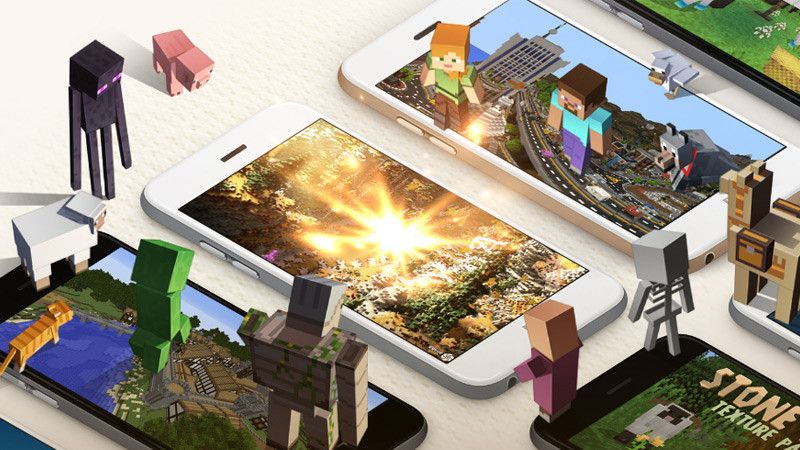Minecraft Discover Update Will Add Marketplace For Paid