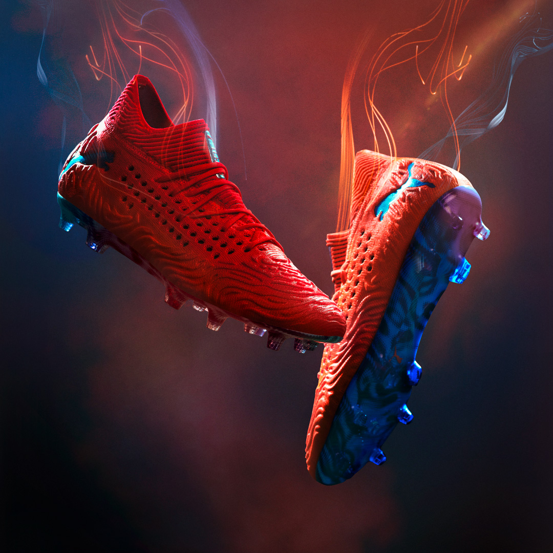 39f483d8b7b6 ... The FUTURE is the first football boot with a truly customisable fit. NETFIT  technology allows the wearer to lace their boots any way ...