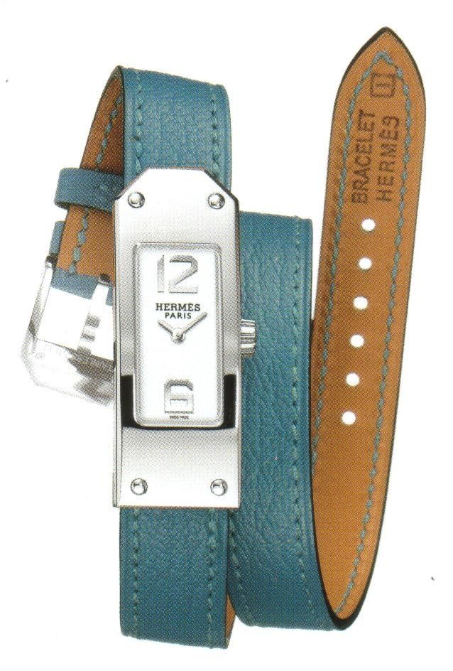 Hermes double strap watch.....