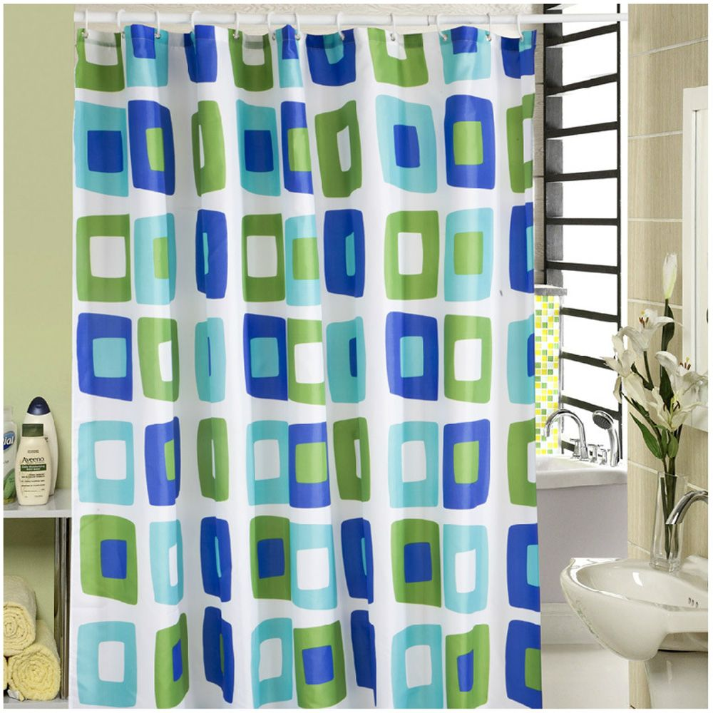 Choosing The Best Shower Curtain, Check It Out! | Small bathroom ...