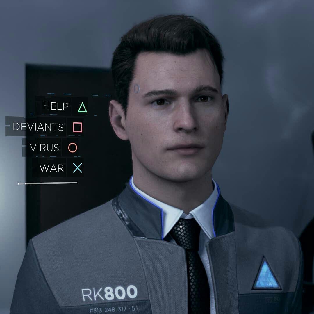 Connor rk800 detroit human cr realconnorrk800