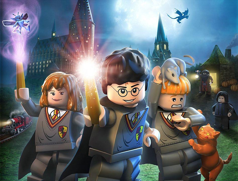 Lego Harry Potter Packshot Enlrg Jpg 947 720 Pixels Lego Harry Potter Harry Potter Years Harry Potter Wall