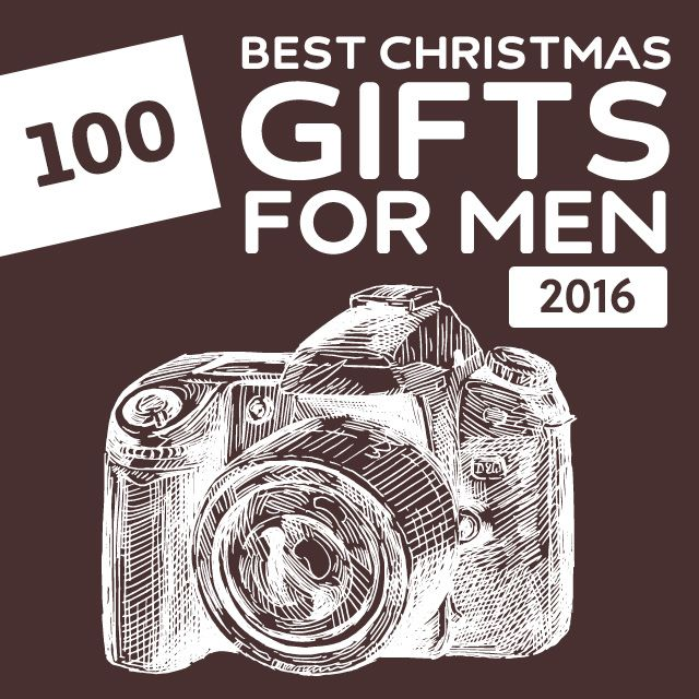 107 Best Christmas Gifts of 2017 for Men (+ 52 DIY Gift Ideas for ...