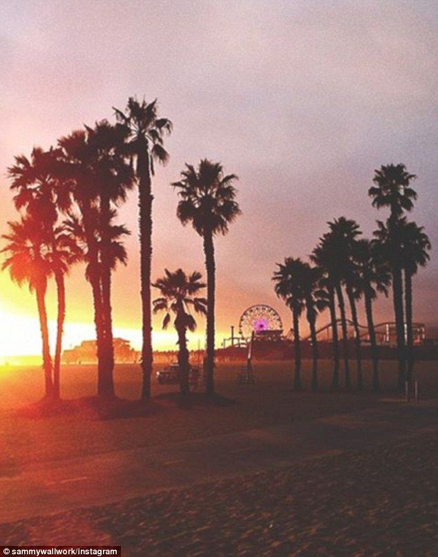 With Photos Like This Its No Wonder Santa Monica Pier Was One Of The Most Instagrammed Places In World 2015