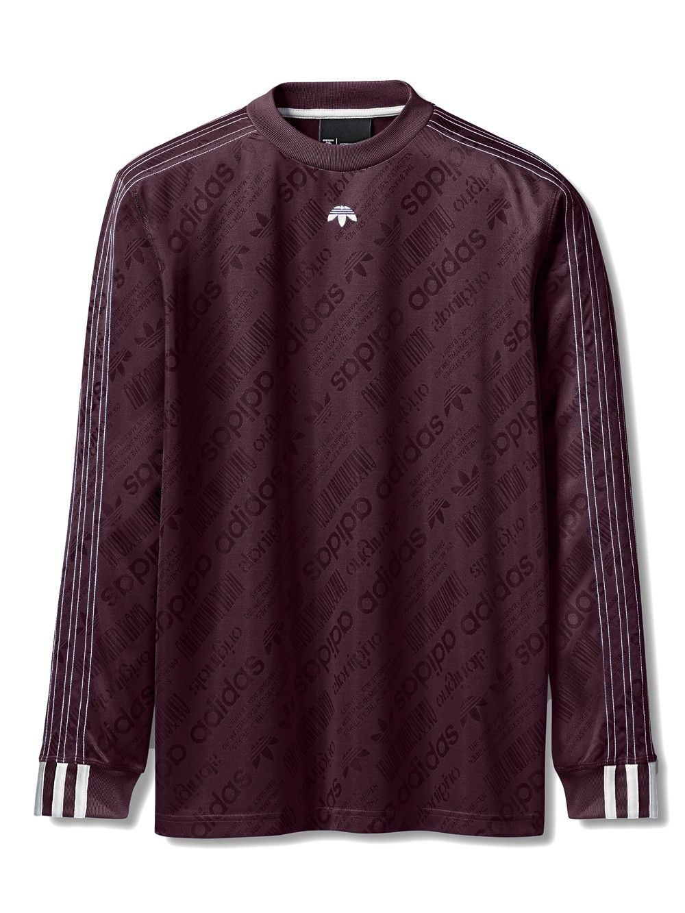 100% authentic e76e9 9b45c ADIDAS ORIGINALS BY ALEXANDER WANG Football Jersey Long Sleeve.  adidasoriginalsbyalexanderwang cloth