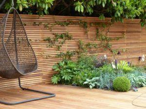 comgarten sichtschutz holz, sichtschutz zaun fr den garten aus holz oder aus kunsstoff   garten, Design ideen