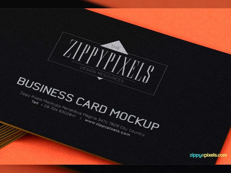 20 Free High Quality Business Card Templates To Download Hongkiat Business Card Mock Up Business Card Psd Name Card Design