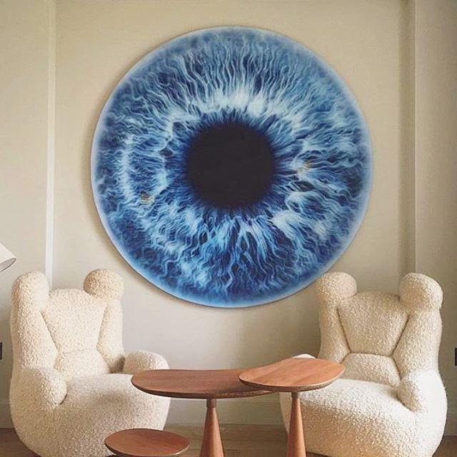 Eye can see your soul Regram: @spirits.of.life amazing from @pierre.yovanovitch ✨ #VelvetBoho